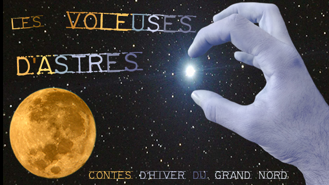 Voleuse astres Guillaume LOUIS
